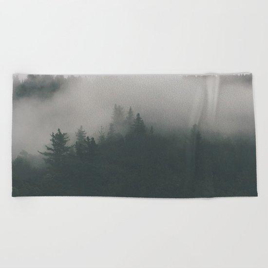 Wilderness Beach Towel