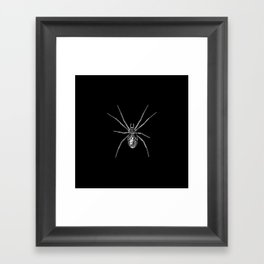 It's What You Don't See Framed Art Print