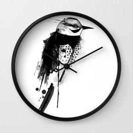 Birdy No. 5 Wall Clock