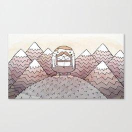 Yodel. Canvas Print