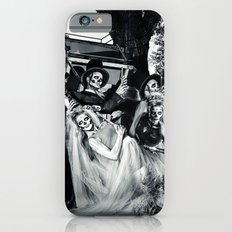 Day Of The Dead Wedding Couple iPhone 6s Slim Case