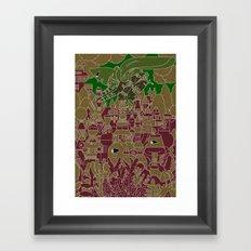 xo--//THT\\--ox Framed Art Print