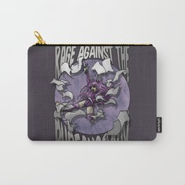 Rage against the Bureaucracy Carry-All Pouch
