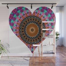 XL Valentine's Heart 1 Wall Mural
