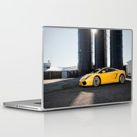 lamborghini Laptop & iPad Skins featuring Lamborghini by Speed-Photos