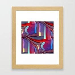colormix -3- Framed Art Print