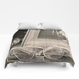 Vintage Memories Comforters