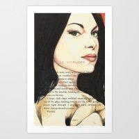 alex vause Art Prints featuring Alex vause. by tantoun