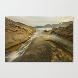 Any Moment Canvas Print