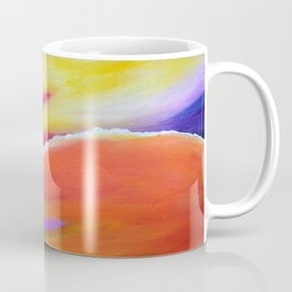 Celestial Clouds Coffee Mug