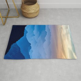 Mountains 11 Rug
