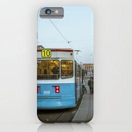 Gothenburg Afternoon iPhone Case
