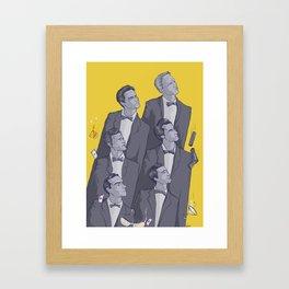 oo7's Framed Art Print