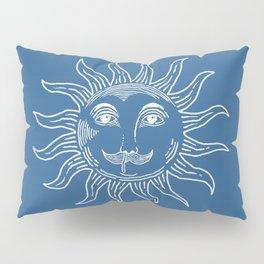 Runny nose sun Pillow Sham