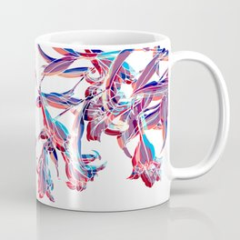 lily flower portrait Coffee Mug