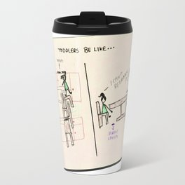 Selective Reach Travel Mug