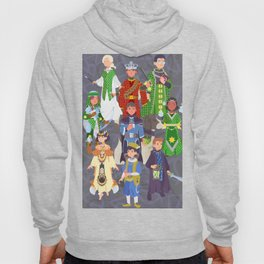 For Who the Bells Toll Hoody
