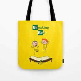 Breaking Bad (Breaking Bad Parody) Tote Bag