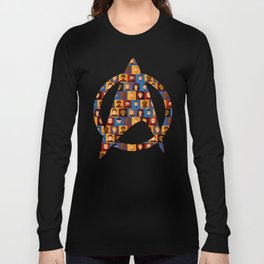 STARFLEET Long Sleeve T-shirt
