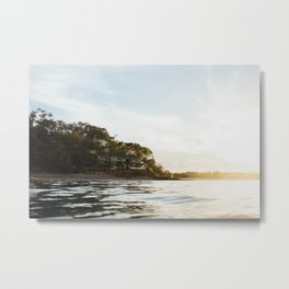 Little Cove Metal Print