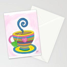 Cuppa Stationery Cards