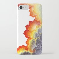 fifth element iPhone & iPod Cases featuring Element by Andi_GreyScale