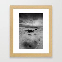 Summers Gone Framed Art Print