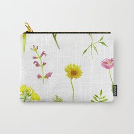 Herbs, Herbs! Carry-All Pouch