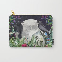 Raven Moon Magick Carry-All Pouch