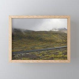 Faroe Islands #001 Framed Mini Art Print