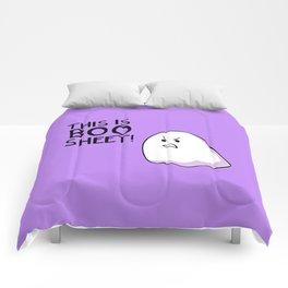 Grumpy Ghost Comforters