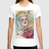 devil T-shirts featuring Devil. by Izuru  Kumo