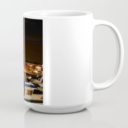 Yellow Moon Coffee Mug