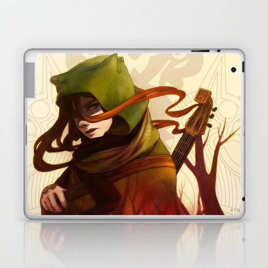 lamento Laptop & iPad Skin