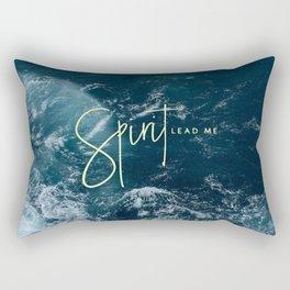Spirit Lead Me Rectangular Pillow