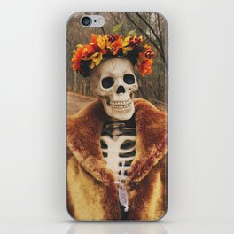 Autumn-Winter Princess iPhone Skin