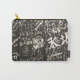 Urban wall Carry-All Pouch