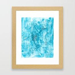 Shine aguarelle Framed Art Print
