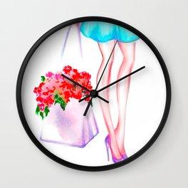 Liliana Wall Clock