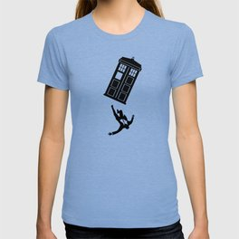 Doctor Who - Mad Men T-shirt