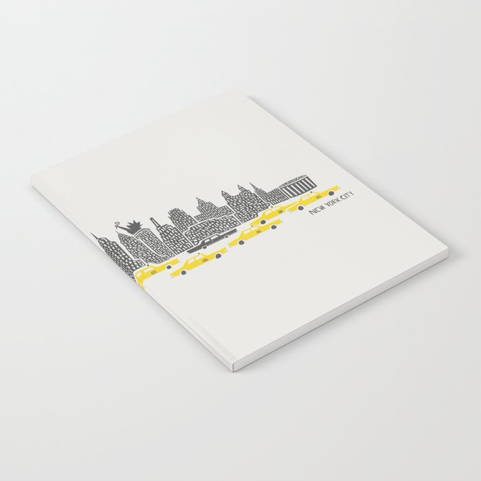 New York City Panoramic Notebook