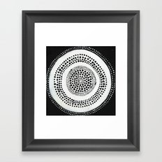 Dotto 27 Framed Art Print