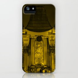 TCL Chinese Theatre iPhone Case