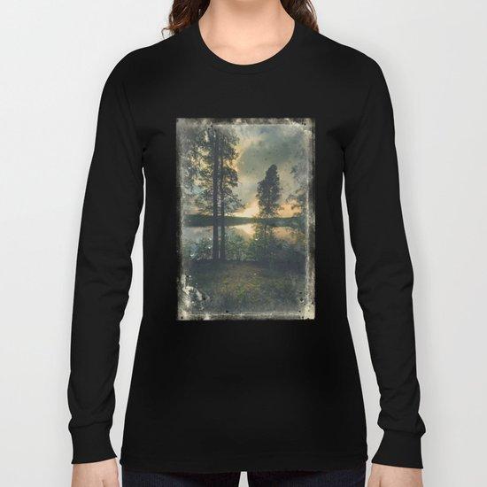 Peekaboo VI Long Sleeve T-shirt