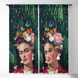 World Women's Day :: Frida Kahlo Blackout Curtain