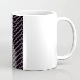 Dr. Who #11 tie pattern Coffee Mug