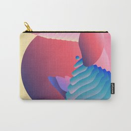 turn up the sun Carry-All Pouch
