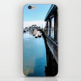 Harbor Views iPhone Skin