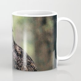 Majestic Owl Stare Coffee Mug