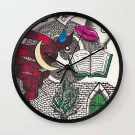DreamWall Wall Clock